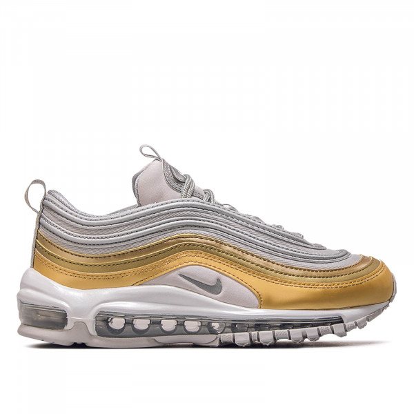 Damen Sneaker Air Max 97 Gold White