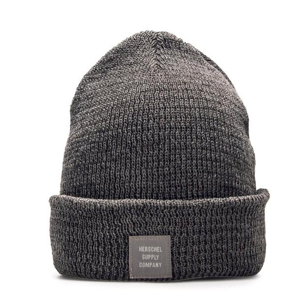 Herschel Beanie Abbott Reflective Grey