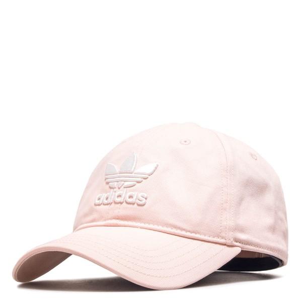 Adidas Cap Trefoil Rosa White