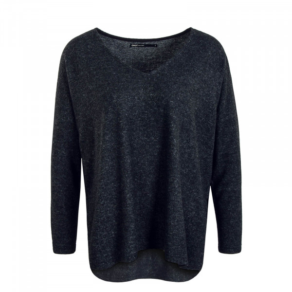 Damen Longsleeve Kleo V  Dark Grey