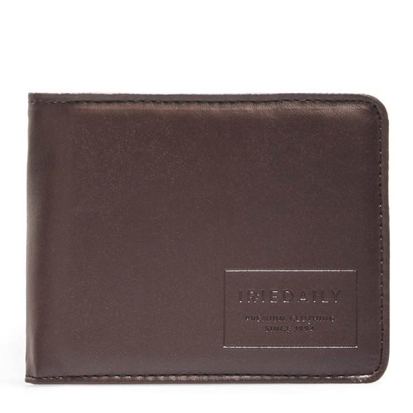 Iriedaily Wallet Styled Reclaim Chocolat
