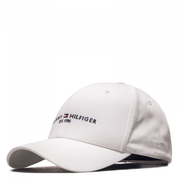 Unisex Cap -Established Cap 7352 - White