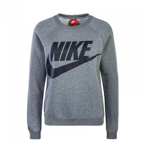 Nike Wmn Sweat Rally Grey Black