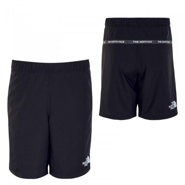 Herren Short - MA Woven - Black