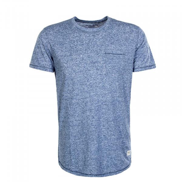Herren T-Shirt Linus Crew Neck Navy Blazer