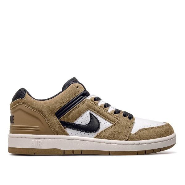 Nike SB Air Force II Low Brown Black Wht