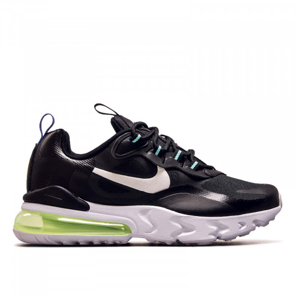 Damen Sneaker Air Max 270 React GS Black White
