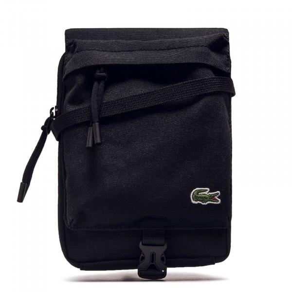 Tasche Necklace Wallet Black