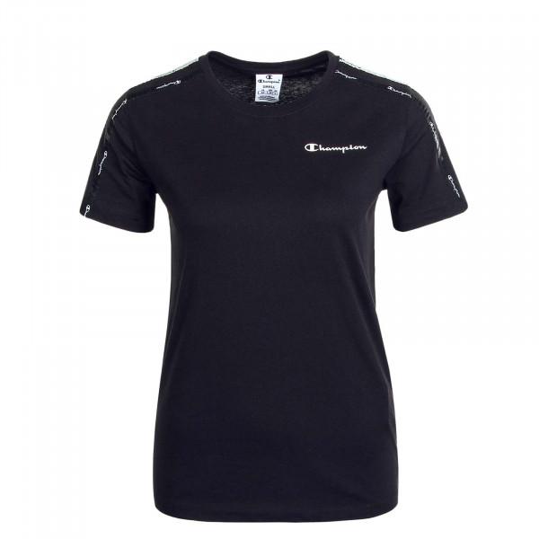 Damen T-Shirt 113086 Black