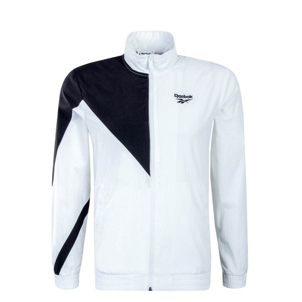Herren Trainingsjacke LF Track 1949 White Black