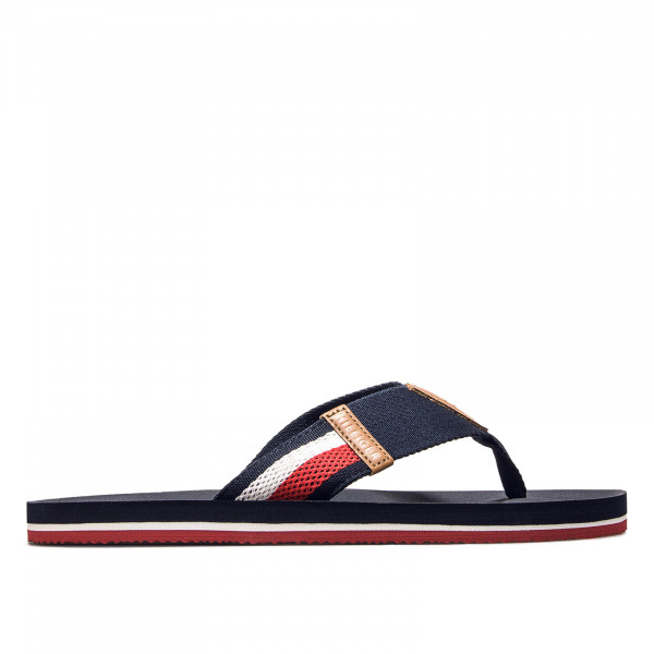 Herren Slide Corporate Navy