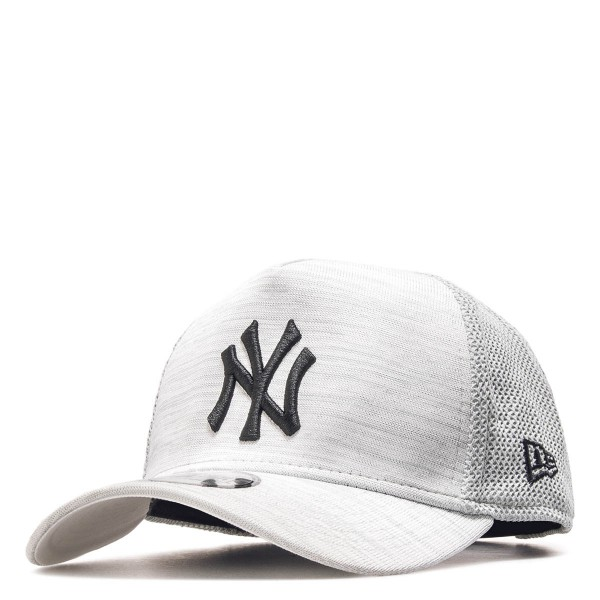 New Era Cap NY Engnrd Grey Black