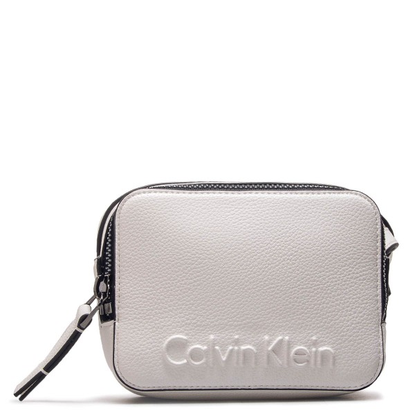 CK Bag Small Edge Crossbody White