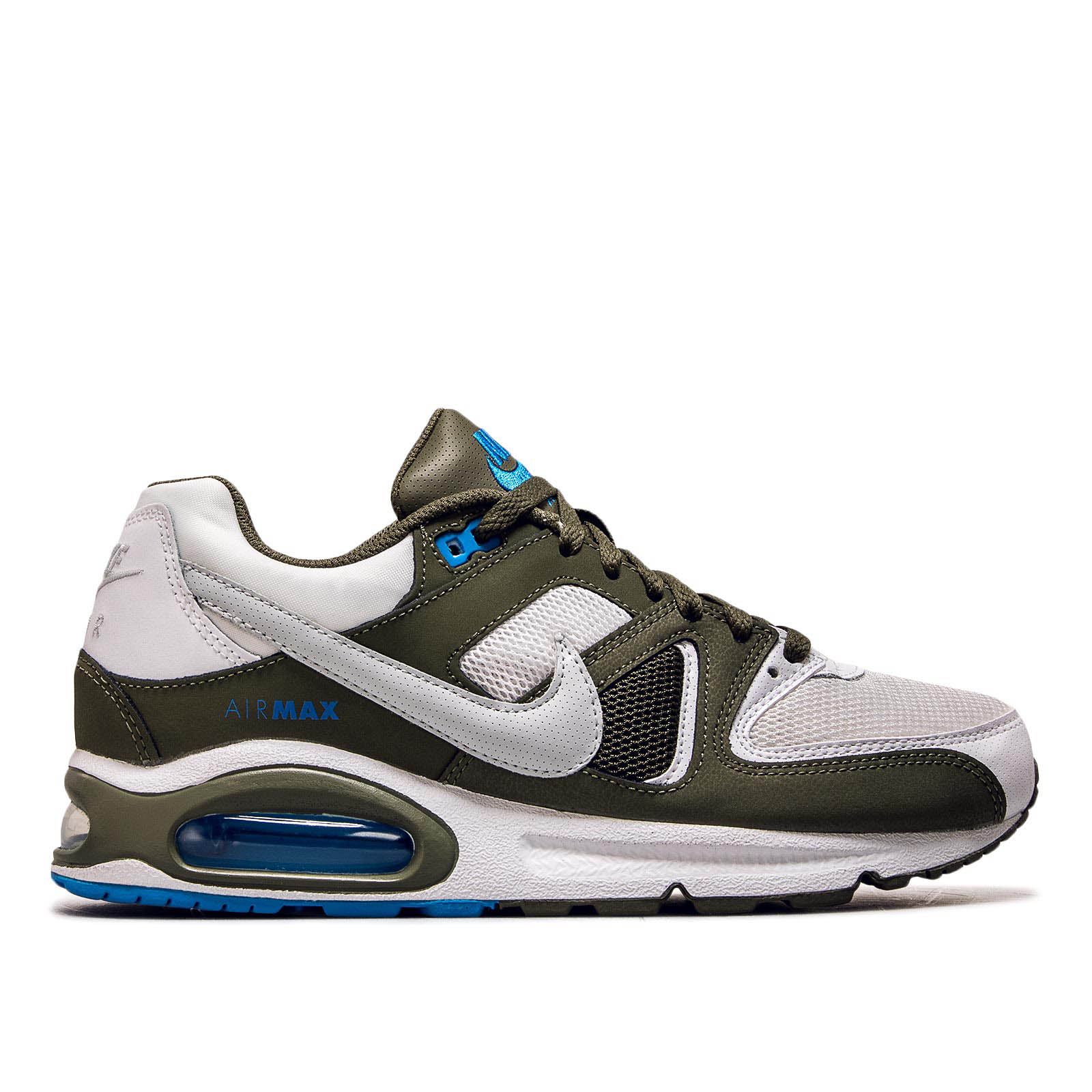 Herren Sneaker Air Max Command White Olive