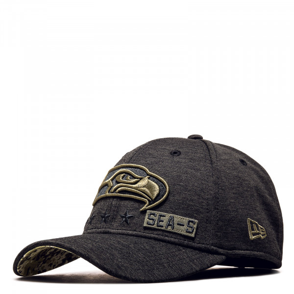 Cap NFL20 STS 3930 Seahawks Black Olive