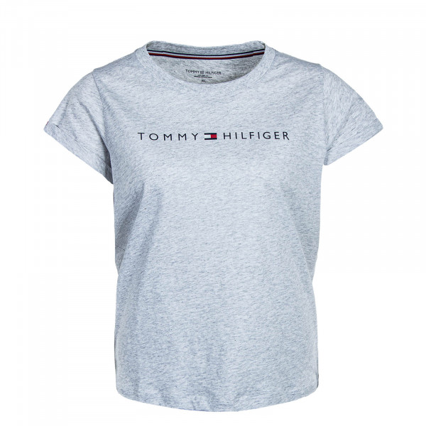 Damen T-Shirt 1618 Logo Ice Heather