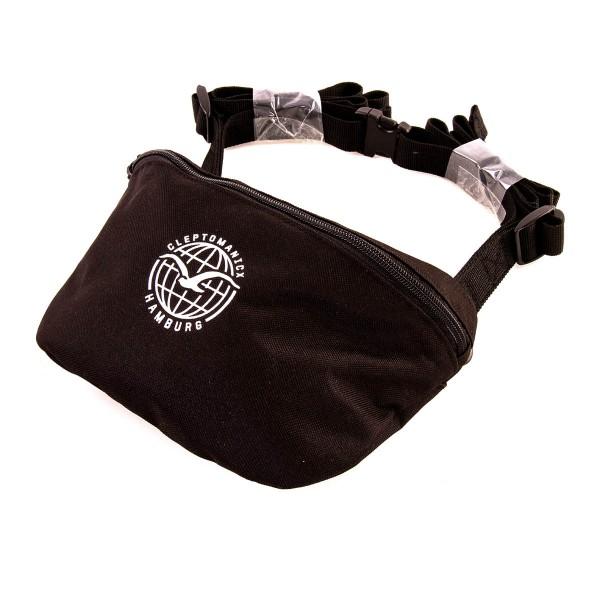 Clepto Hip Bag Multi Black