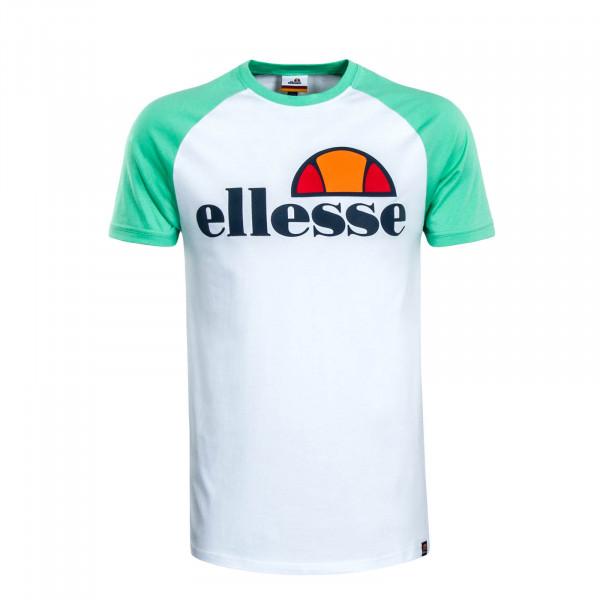 Herren T-Shirt Cassina White Green