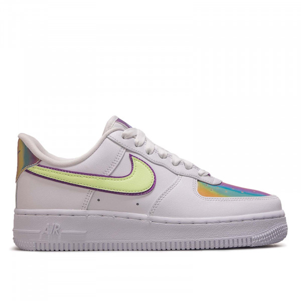Damen Sneaker Air Force 1 EAs White Barely Volt