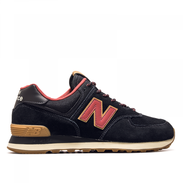 New Balance ML574 OTD Black Bordo