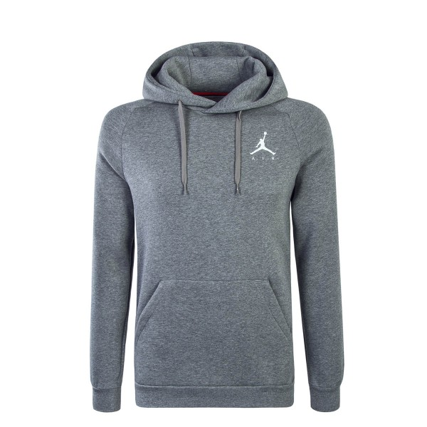 Jordan Hoody Jumpman Grey White