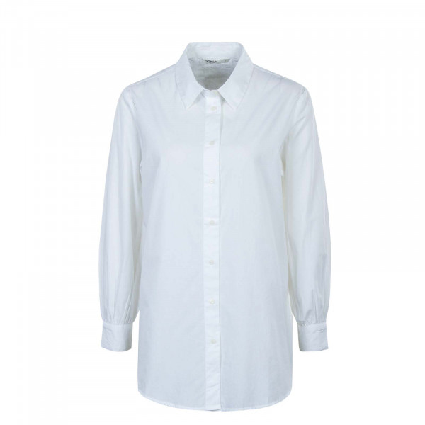 Damen Hemd - Nora New - White