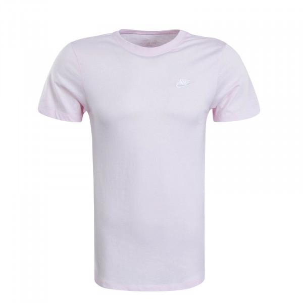 Herren T-Shirt NSW Club Rosa