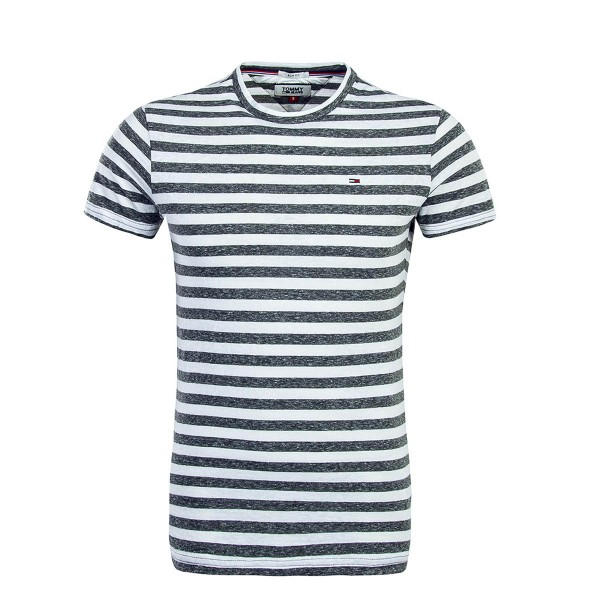 Tommy TS TJM Essental Stripe Grey White