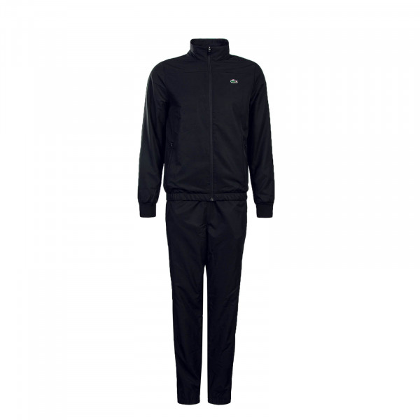 Lacoste Training Set Pant+Jkt 3584 Blk