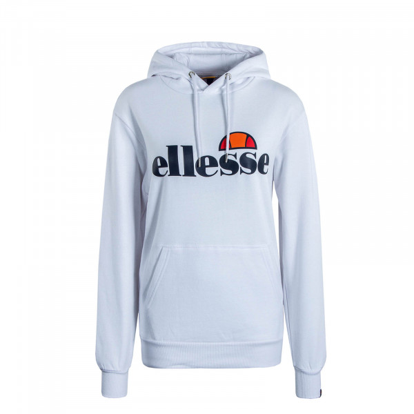 Damen Hoody Torices OH White