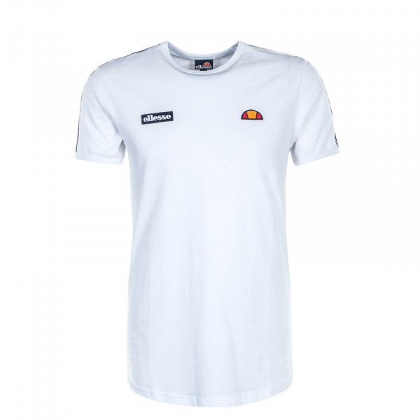 Herren T-Shirt Fedora White