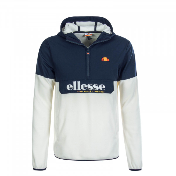 Herren Fleece Breaker Esine Navy White