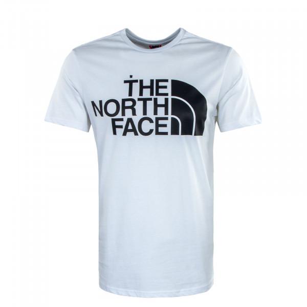 Herren T-Shirt - Standard - White Black