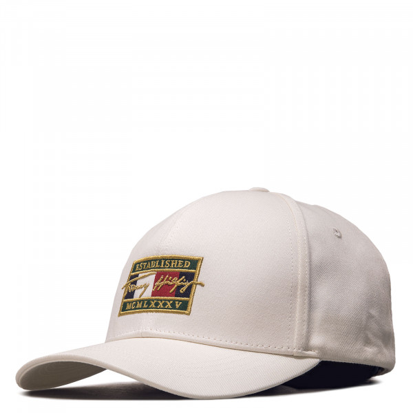 Unisex Cap - Patch Signature 7387 - Ivory