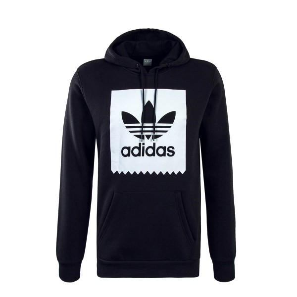 Adidas SK Hoody Solid BB Black White
