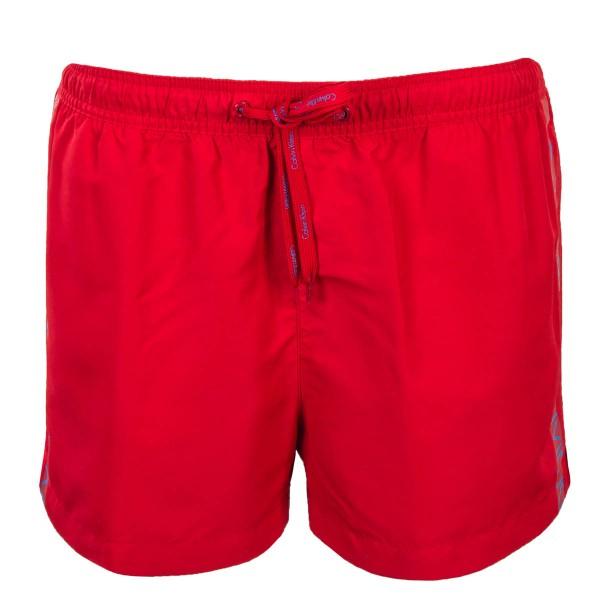 CK Boardshort Drawstring Red