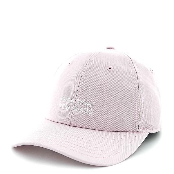 Cap - What You Heard - Pink