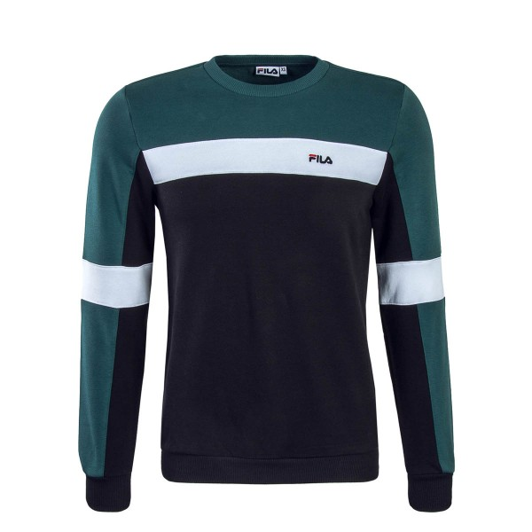 Fila Sweat Norbin Black Green White