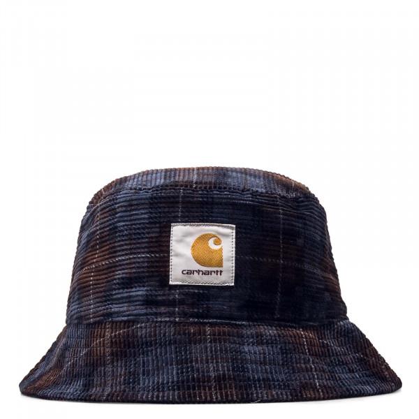 Cordhut - Bucket Hat Check - Tobacco