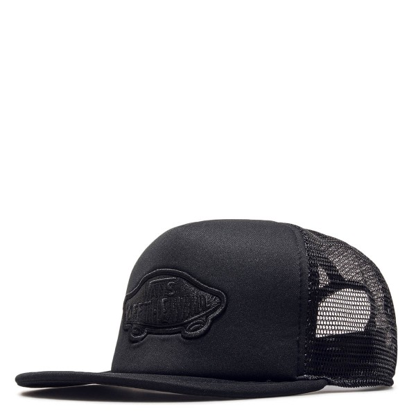 Vans Cap Classic Patch Trucker Black Bla