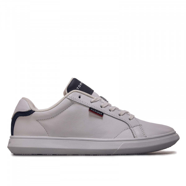 Herren Sneaker - Essential Leather Cupsole 3750 - White