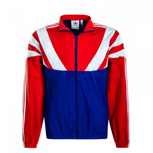 Herren Jacke Track Blnt 96 TT Royal Red