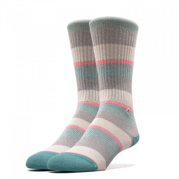 Damen Socken All That Grey Stripe