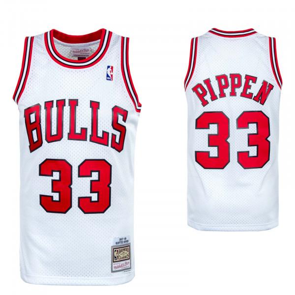 Herren Tank Top - M&N NBA Swingman Jersey Chi Bulls - Scotti