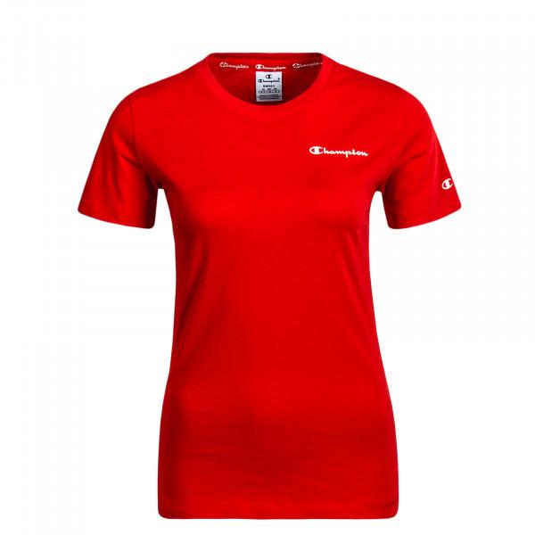 Damen T-Shirt 111924 Red