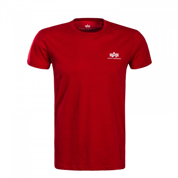 Alpha TS Small Basic Red