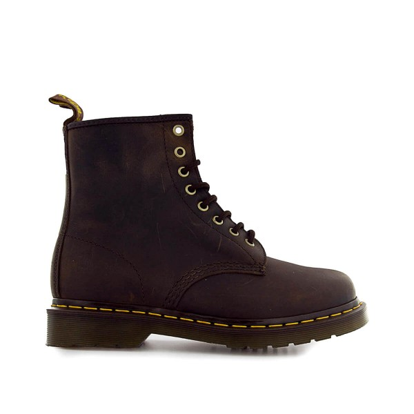 DrMartens Wmn 8 Eye Gaucho Brown