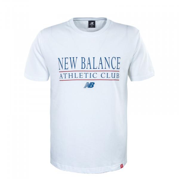 Herren T-Shirt - Essentials Tee MT13522 - White
