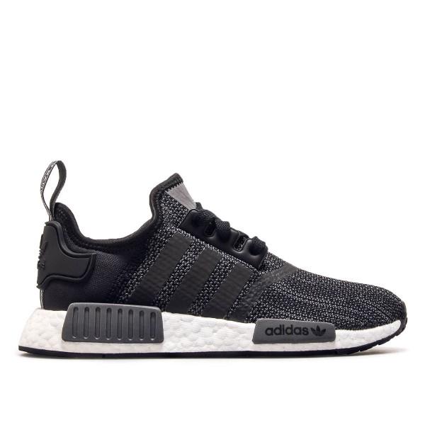 Adidas U NMD R1 Black Carbone