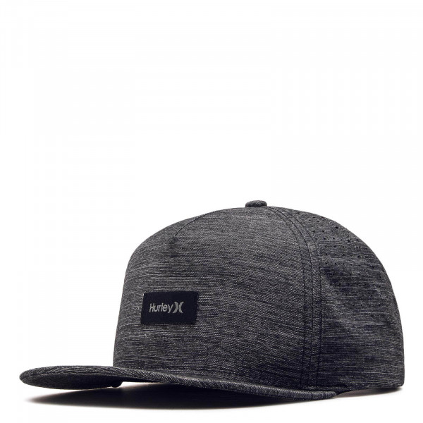 Snapback Cap Dri Fit Staple Anthrazit